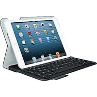 Ipad Mini 2 with thin bluetooth keyboard 537 km
