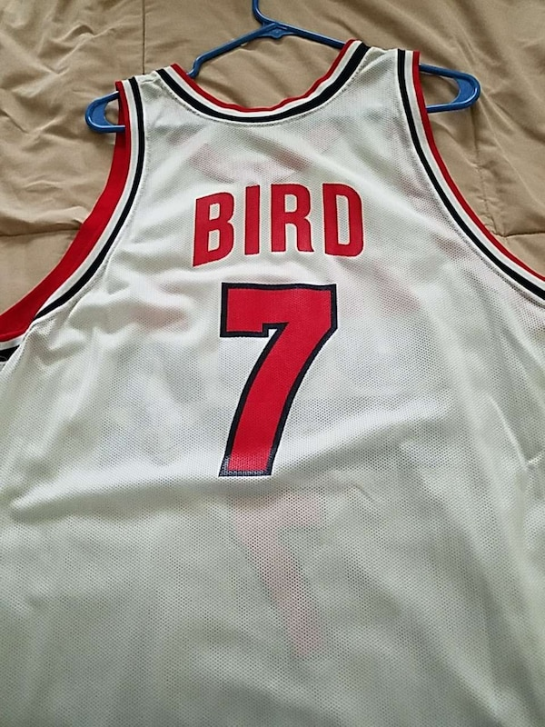 the best attitude 8d52d 9d19e 1991 Larry Bird 7 jersey , Olympic Dream team