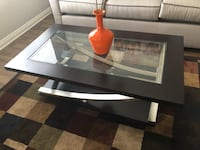 rectangular glass top coffee table Aliso Viejo, 92656