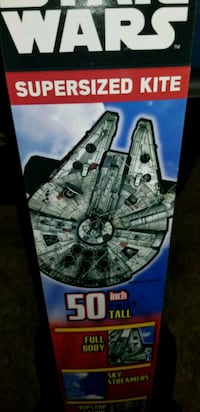 Super sized Star Wars kite Rancho Cucamonga