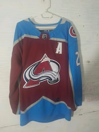 Avalanche Jersey Authentic - Mackinnon  29  Surrey