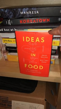 Ideas In Food Cookbook Vaughan, L6A 3C7