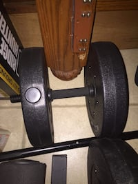 Comes with 100 pounds of weights  Greenville, 42345