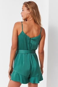 Keepsake The Label Emerald This Moment Playsuit Jumpsuit/Romper Size M Retail $165 - New with tags Leesburg, 34748