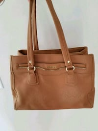 brown leather Michael Kors tote bag Calgary, T3M 1Z4