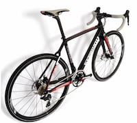 Stradalli T-700 Full Carbon Gravel Road Disc Bicycle Shimano Ultegra 11 Speed Hydraulic Brakes $2400 retails for 5k brand new in box all sizes 50-58 Boca Raton, 33486