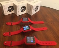 red smart watches Calgary