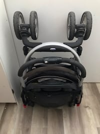 baby's black and gray stroller Mascouche, J7K