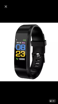 Fitness watch with BT4.0 Smart Heart Rate Monitor Blood Pressure Smart Bracelet Fitness Tracker Toronto, M4C 5A1