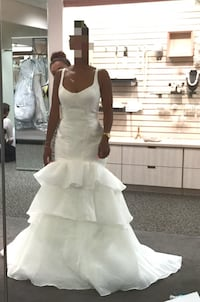 Chic Wedding Dress - BRAND NEW