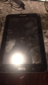 black Samsung Android tablet computer Revere, 02151
