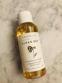 BRAND NEW SEALED FARMACY CLEAN BEE FACIAL CLEANSER Toronto, M1V 4H2