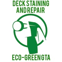 Handyman deck and fence repair and staining  Toronto