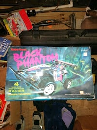 RC Car with battery