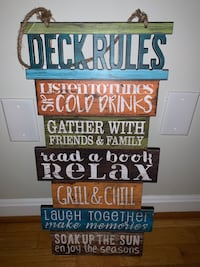 Deck Rules - Home Decor Silver Spring, 20904