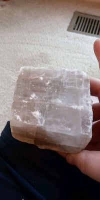 Large Calcite Cube healing crystal  Gainesville, 20155