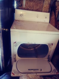 white front-load clothes washer Summerville