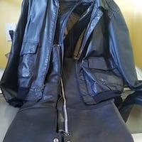 Women's Motorcycle Jacket and Chaps Apopka