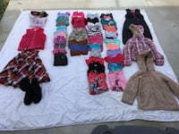 Gently Used Girls Clothes Sizes 5-7/8 Thornton