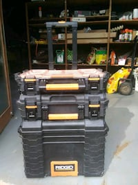 Rigid stackable tool box Knoxville, 31016