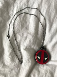 Black and red pendant necklace Whittier, 90606