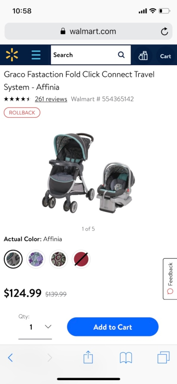 Used Graco Baby Travel System For Sale In New York Letgo