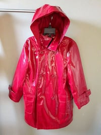 Red Rain Jacket sizeS 5/6 Kelowna, V1X 8C5
