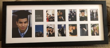 Collage picture frame