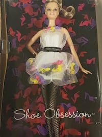Shoe Obsession Barbie