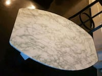 small faux marble end table  Washington, 20017