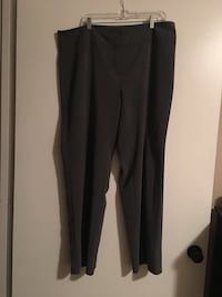 Women's gray slacks Bakersfield, 93308
