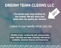 House cleaning service Sandy