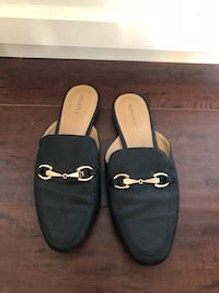 pair of black leather flats San Diego, 92139
