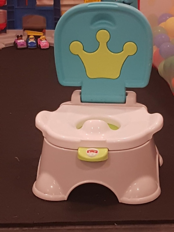 Potty trainer 1
