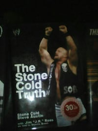 The Stone Cold Truth movie case