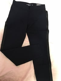 Navy colour tights with leather from holister   Toronto, M6K 2Z3