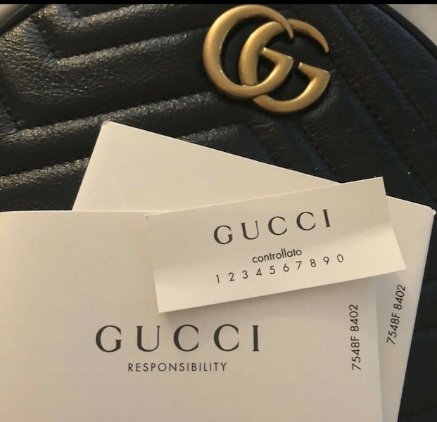 AUTHENTIC - GUCCI GG MARMONT 5adafab9-df38-404e-843b-a6791d535d2f
