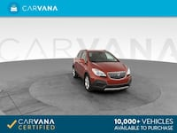 2016 Buick Encore suv Sport Utility 4D Dk. Red