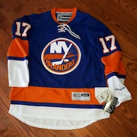 Signed New York Islanders Jersey Martin
