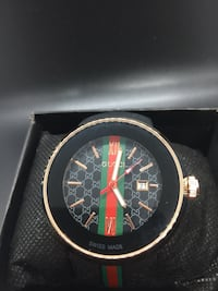 NEW BIG FACE GUCCI WATCH! SERIAL # I DELIVER TO MOST AREAS ! Irondale, 35235