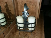 Candle and candle holder Hemet, 92544