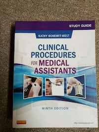 New Clinical Procedures study guide