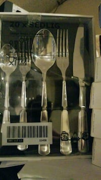 Brand new silverware 20 pieces  Surrey, V3R 0Y1
