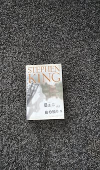 """Book title """"Bag of Bones"""" by Stephen King  Cleona, 17042"""