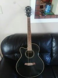 black and brown acoustic guitar Manchester, 03104