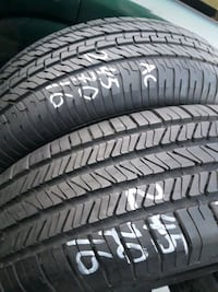 245/70-16 #2 tires  Springfield, 22153