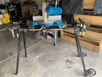 Table Saw w/Stand