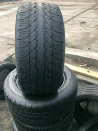 4 BFGoodrich 245-50-16 USED TIRES Capitol Heights, 20743