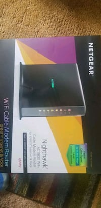 New WIFI CABLE MODEM ROUTER  Huntsville, 35806