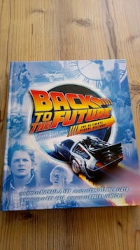 Back To The Future Kitap Pendik